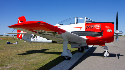 NX7160C - North American T-28C Trojan - Private