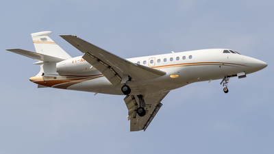 VT-AVH - Dassault Falcon 2000 - Religare Aviation