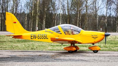 A picture of EW535SL - Evektor SportStar - [2118] - © Alexander Kulakovich