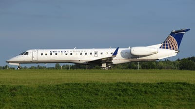 A picture of N11109 - Embraer ERJ145XR - [145657] - © DJ Reed - OPShots Photo Team