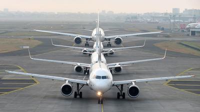 VT-WAG - Airbus A320-214 - Go Air