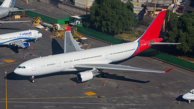 PT-MVG - Airbus A330-203 - Untitled
