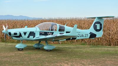 OK-ZUA27 - Dova Aircraft DV-1 Skylark - Private