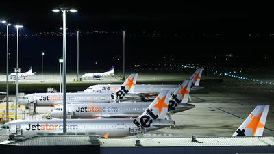 YMML - Airport - Ramp