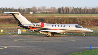D-CBTA - Cessna 525 Citationjet CJ4 - Private