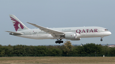 A picture of A7BCC - Boeing 7878 Dreamliner - Qatar Airways - © Szabó Imre