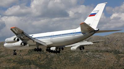 RA-86112 - Ilyushin IL-86 - Siberia Airlines