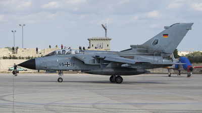 45-19 - Panavia Tornado IDS - Germany - Air Force