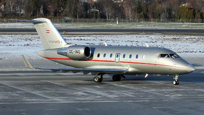 OE-IND - Bombardier CL-600-2B16 Challenger 605 - VistaJet