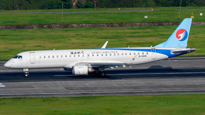 B-3208 - Embraer 190-100LR - Hebei Airlines