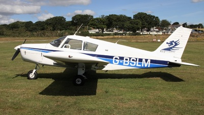G-BSLM - Piper PA-28-160 Cherokee - Fly Aviation UK