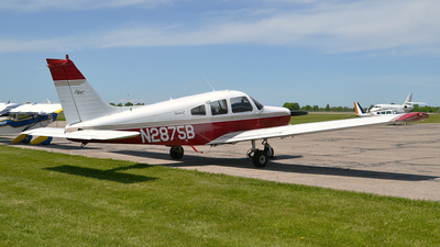 A picture of N2875B - Piper PA28161 - [287916499] - © DJ Reed - OPShots Photo Team