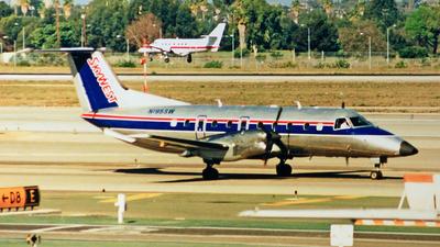 N195SW - Embraer EMB-120ER Brasília - SkyWest Airlines