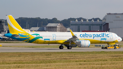D-AVYB - Airbus A321-271NX - Cebu Pacific Air