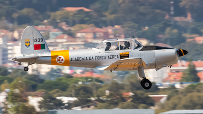 1339 - De Havilland Canada DHC-1 Chipmunk - Portugal - Air Force
