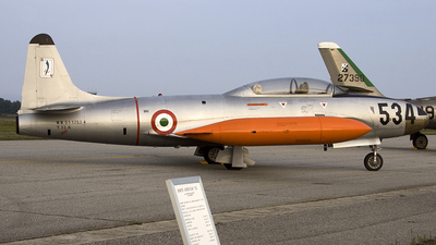 MM51-17534 - Lockheed T-33 Shooting Star - Italy - Air Force