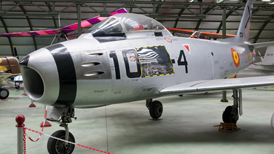 C.5-58 - North American F-86F Sabre - Spain - Air Force