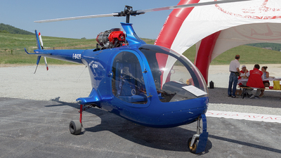 I-B429 - Fama Elicopter-Kiss 209M - Private