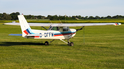 G-BFFW - Reims-Cessna F152 - Private