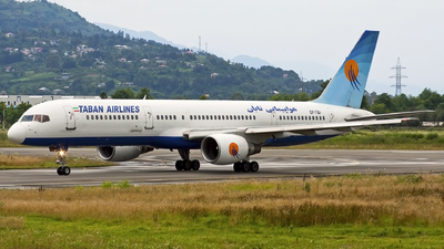EP-TBI - Boeing 757-2Q8 - Taban Air