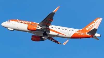 OE-IJB - Airbus A320-214 - easyJet Europe