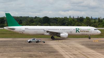 HS-RCC - Airbus A321-211 - R Airlines