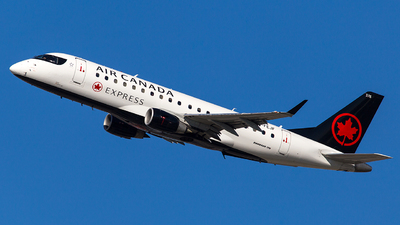C-FEJF - Embraer 170-200SU - Air Canada Express (Sky Regional Airlines)