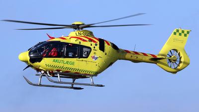 LN-OOZ - Eurocopter EC 135P2+ - Norsk Luftambulanse