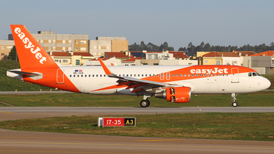 A picture of OEICD - Airbus A320214 - easyJet - © Luciano Bragança
