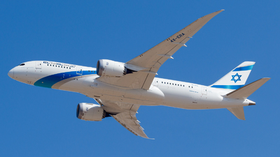 A picture of 4XERA - Boeing 7878 Dreamliner - El Al - © Eyal Zarrad