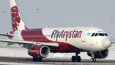 P4-KBE - Airbus A320-232 - Fly Arystan