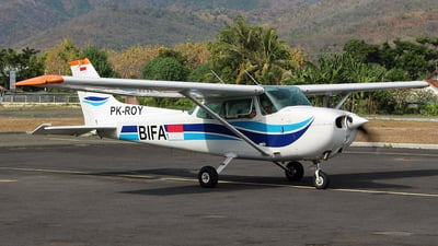 PK-ROY - Cessna 172P Skyhawk - Bali International Flight Academy