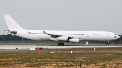 9M-XAB - Airbus A340-313X - AirAsia X