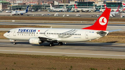 TC-JDH - Boeing 737-4Y0 - Turkish Airlines