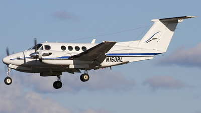 N150RL - Beechcraft 200C Super King Air - Private
