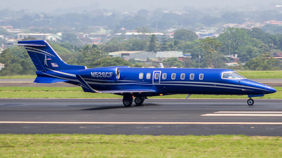 N526CF - Bombardier Learjet 45 - Private