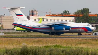 RF-76803 - Ilyushin IL-76MD - Russia - Ministry of Interior