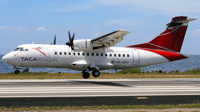 HR-ARY - ATR 42-300 - TACA Regional Airlines (Isleña Airlines)