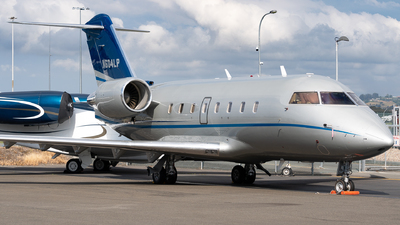 N604LP - Bombardier CL-600-2B16 Challenger 604 - Private