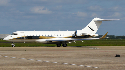 B-95959 - Bombardier BD-700-1A10 Global Express - Win Air