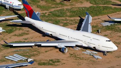 N672US - Boeing 747-451 - Untitled