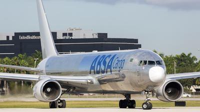 PR-ACQ - Boeing 767-346F(ER) - ABSA Cargo Airline