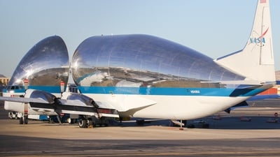 N941NA - Aero-Spacelines 377SGT Super Guppy - United States - National Aeronautics and Space Administration (NASA)