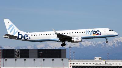 G-FBEI - Embraer 190-200LR - Flybe
