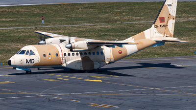 CN-AMD - CASA CN-235M-100 - Morocco - Air Force