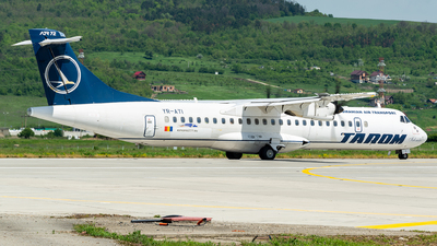 YR-ATI - ATR 72-212A(500) - Tarom - Romanian Air Transport