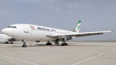 A picture of EPMMX - Airbus A310304 - [499] - © Majid-Hasankhani