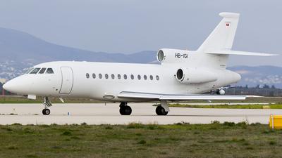 HB-IGI - Dassault Falcon 900EX - Cat Aviation