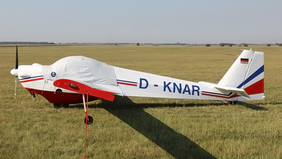D-KNAR - Scheibe SF.25C Falke - Private