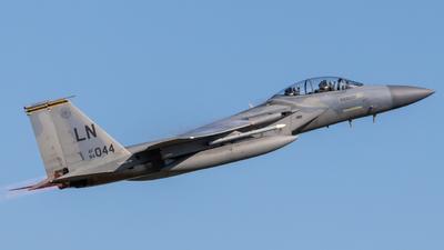 84-0044 - McDonnell Douglas F-15D Eagle - United States - US Air Force (USAF)